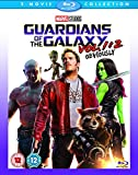 Guardians of the Galaxy Vol. 1-2 [Blu-ray] [Region Free] [UK Import]