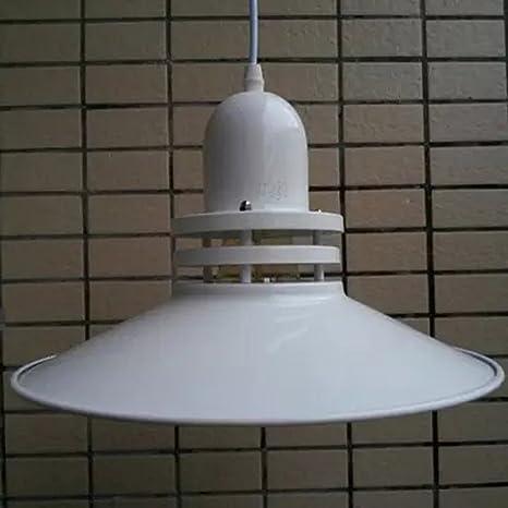 Mejor Candelabro Loft nave industrial tapa de olla país luces colgantes Lámparas vintage de iluminación para