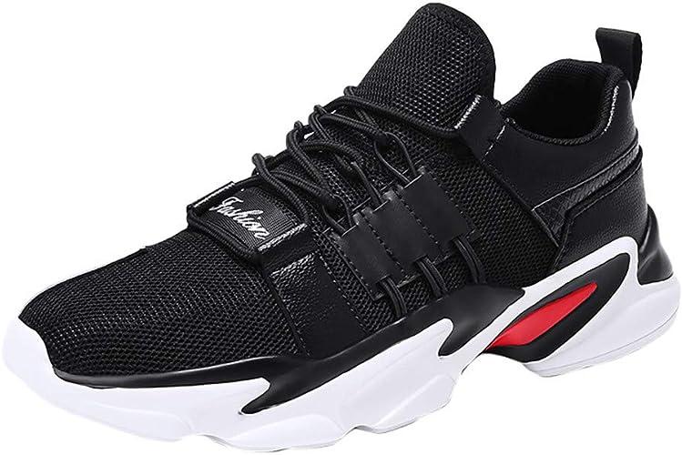 Jodier Zapatillas de Seguridad para Hombre Zapatos de Trabajo ...