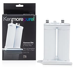 Kenmore 9916 Genuine Kenmore Refrigerator Water Filter for KENMORE Genuine Original Equipment Manufacturer (OEM) Part