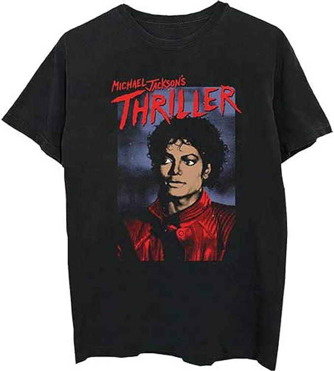 Rockoff Trade Michael Jackson Thriller Pose Camiseta para Hombre