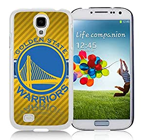 New Custom Design Cover Case For Samsung Galaxy S4 I9500 i337 M919 i545 r970 l720 golden state warriors 5 White Phone Case