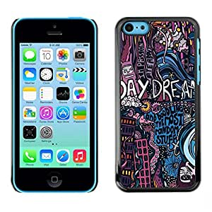 Dragon Case - FOR iPhone 5Cs - Your smiling eyes? - Caja protectora de pl??stico duro de la cubierta Dise?¡Ào Slim Fit