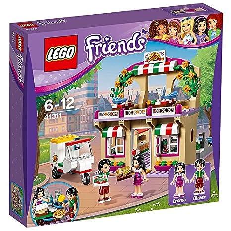 LEGO Friends Pizzería de Heartlake