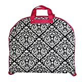 Ever Moda Designer Print Collection 40-inch Hanging Garment Bag