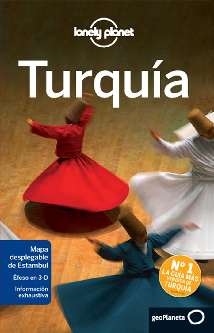 Turquía 7 Guías de País Lonely Planet Idioma Inglés: Amazon.es: Atkinson, Brett, Deliso, Chris, Fallon, Steve, Maxwell, Virginia, Bainbridge, James, Gourlay, Will, Lee, Jessica, Spurling, Tom, Boladeras Usón, Àlex, Guitart, Sigrid, Gutiérrez