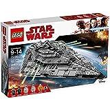 Lego Juego de Construcción Star Wars First Order Star Destroyer