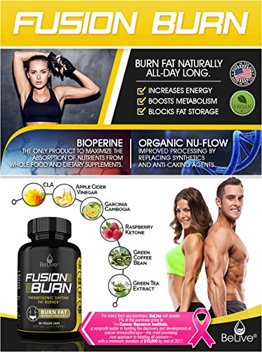 Garcinia Cambogia with Apple Cider Vinegar Weight Loss Pills for Women and Men - Green Tea Extract, Raspberry Ketones, CLA, Fat Burner Supplement - 60 Veggie Caps