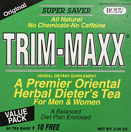 Body Brkthrough - Trim-Maxx Original, 70 bag