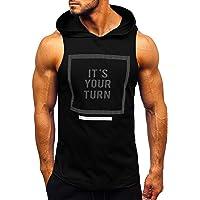 JiaMeng Camisetas Elástica de Fitness sin Mangas Tank