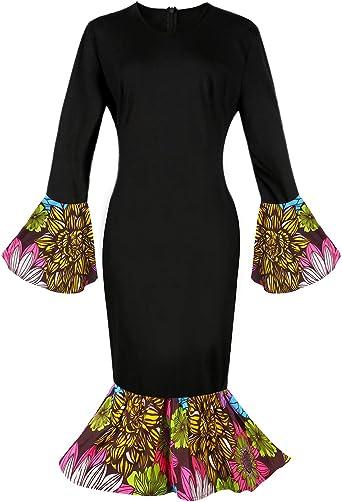 Timi African print dress   Ankara  dress  African clothing for women