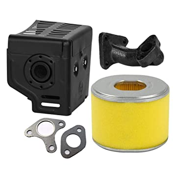 17210-ZE2-515 Beehive Filter AIR Filter Fit for Honda GX240 GX270 8HP /& 9HP Engine New Aftermarket Replace Part # 17210-ZE2-821 17210-ZE2-822 17210-ZE2-505