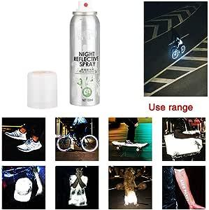 Hunpta@ - Spray de Noche para Bicicleta Que Brilla en la Oscuridad ...