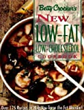 Betty Crocker New Low-Fat Low-Cholesterol, , 002861531X