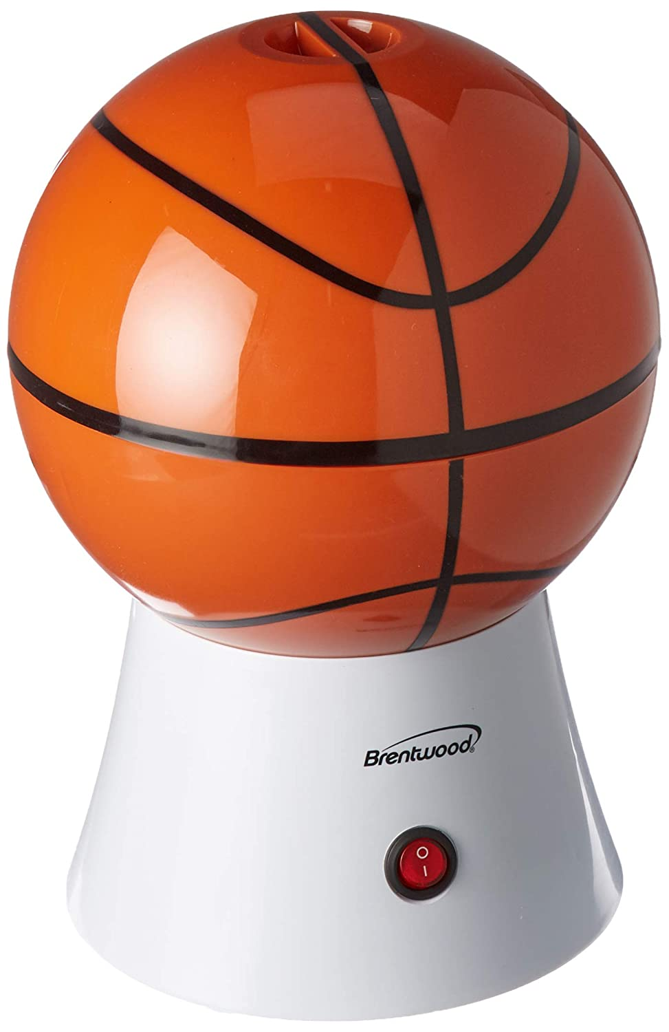 Brentwood pc-484 baloncesto palomitero, 20,3 cm) X (X 11,5, color ...