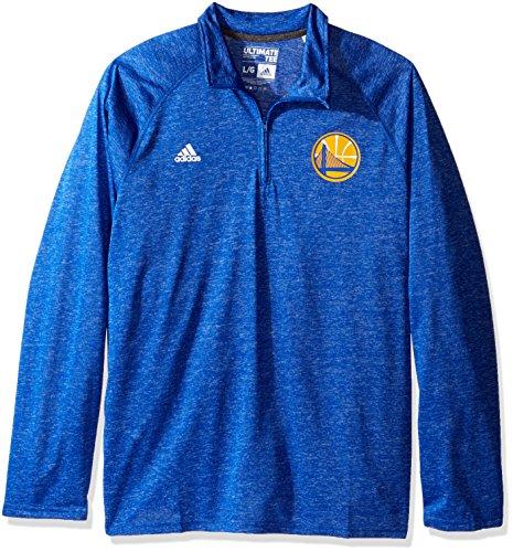 NBA-Mens-Climalite-Ultimate-Long-Sleeve-14-Zip-Left-Chest-Logo-Jacket