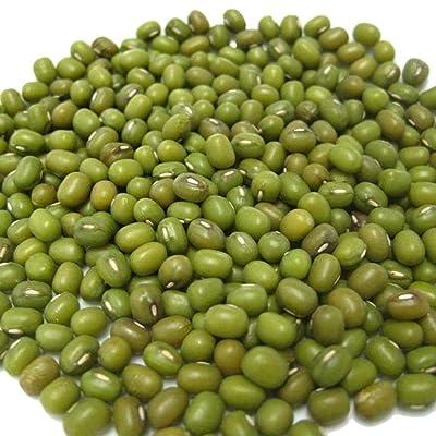 LEANO 100 Seeds Gram Green Vigna Radiata Vegetable Mung Beans Seeds Vegetables: Home Improvement