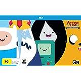 Adventure Time Season 1 4 Blu Ray Region B Series 1