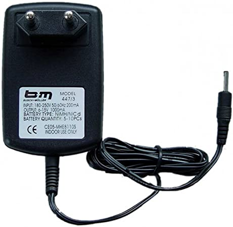 Busch IXON IQ Speed Black Bicycle Müller Charger 447//3 F