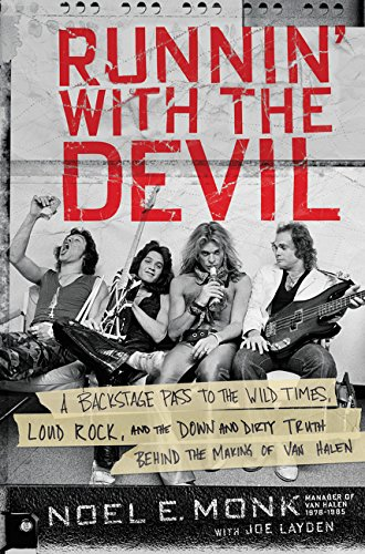Runnin' with the Devil: A Backstage Pass to the Wild Times, Loud Rock, and the Down and Dirty Truth Behind the Making of Van - Street Fillmore Stores