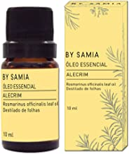 Óleo Essencial de Alecrim 10 ml, By Samia, Multicor