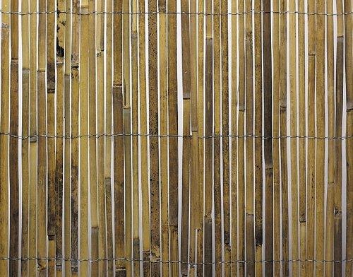 Bamboo Slat Screen 4 x 1.5m Gardman 9508