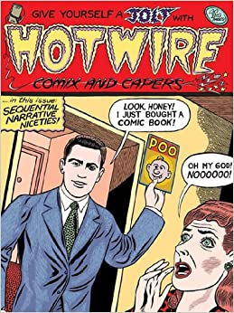 Hotwire Comix and Capers Vol. 1