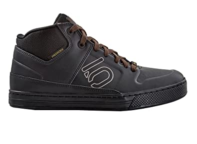 Five Ten Freerider EPS Mid Men's Flat Shoe: Core Black 8