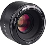 For Nikon Camera 50mm F/1.8 AF-S Standard Prime Lens YONGNUO YN50mm F1.8 Large Aperture Auto Manual Focus AF MF Lens