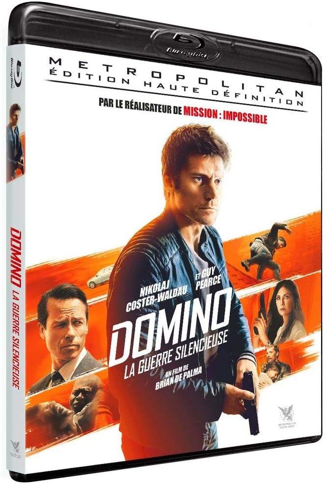 blu-ray du film DOMINO