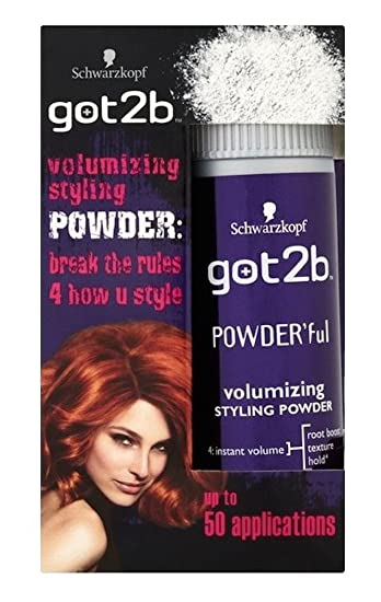 f46d9fe44c Image Unavailable. Image not available for. Color: Powder'ful Volumizing  Styling Powder for Hair ...