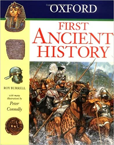 Oxford First Ancient History (Oxford First Books)