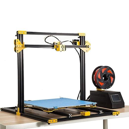 ZNNEUR Impresora 3D de Gran tamaño S3 Metal 3D Kit de Bricolaje ...