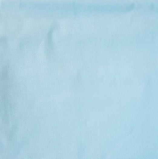 Pingianer - Tela de algodón para niños lisa, 100 % algodón, por ...