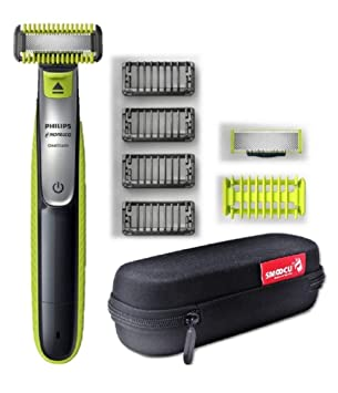 Amazon.com: Philips Norelco cortador y afeitadora, para cara ...