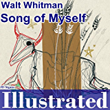 Song of Myself [Illustrated] (English Edition)
