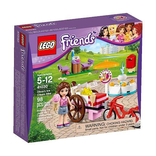 LEGO Friends Olivias Ice Cream Bike (41030)