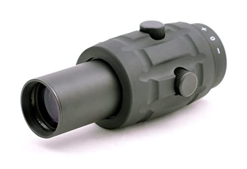 30mm Tube 3x Magnifier Scope for Red Dot Reflex Sight