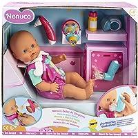 Nenuco - Dolor De Garganta, juega a cuidar a Nenuco malito, incluye accesorios divertidos con luz, sonido y olor como un…
