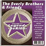 LEGENDS The EVERLY BROTHERS & FRIENDS Karaoke CDG Male Oldies Hits by Unknown (0100-01-01)
