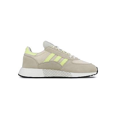 324f34afad2 adidas Marathon Tech Mens in Clear Brown Hi-Res Yellow Ecru Tink