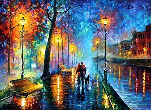 Melody of the Night (30 x 40) - Artist Proof