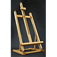 BEECH WOOD TABLE TOP DISPLAY EASEL 1040MM HIGH - (32 - 41,6 inch high)