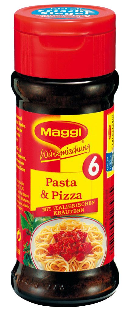 Maggi Seasoning #6 with Italian Herbs (1 Jar)