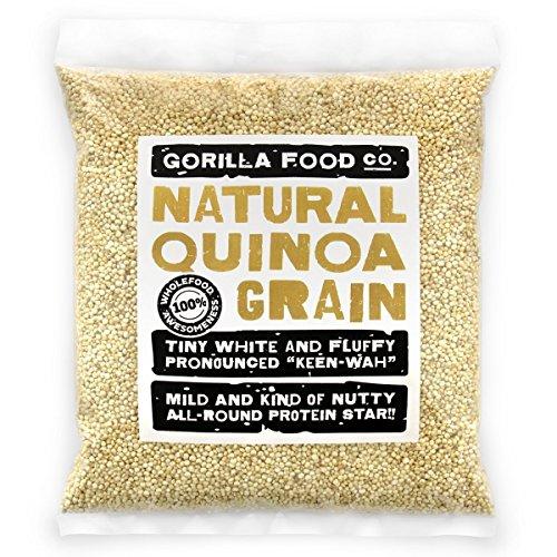 Gorilla White Pearl Quinoa Quality