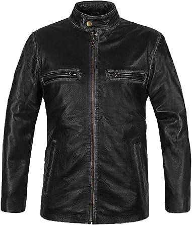 Mark Wahlberg Contraband Jacket in Vintage Brown 3X Large
