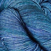 Malabrigo Sock yarn (856 - Azules)