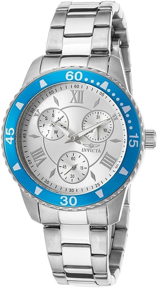 [インビクタ] Invicta 腕時計 Angel Silver Dial Ladies Watch レディース 21772 [並行輸入品]