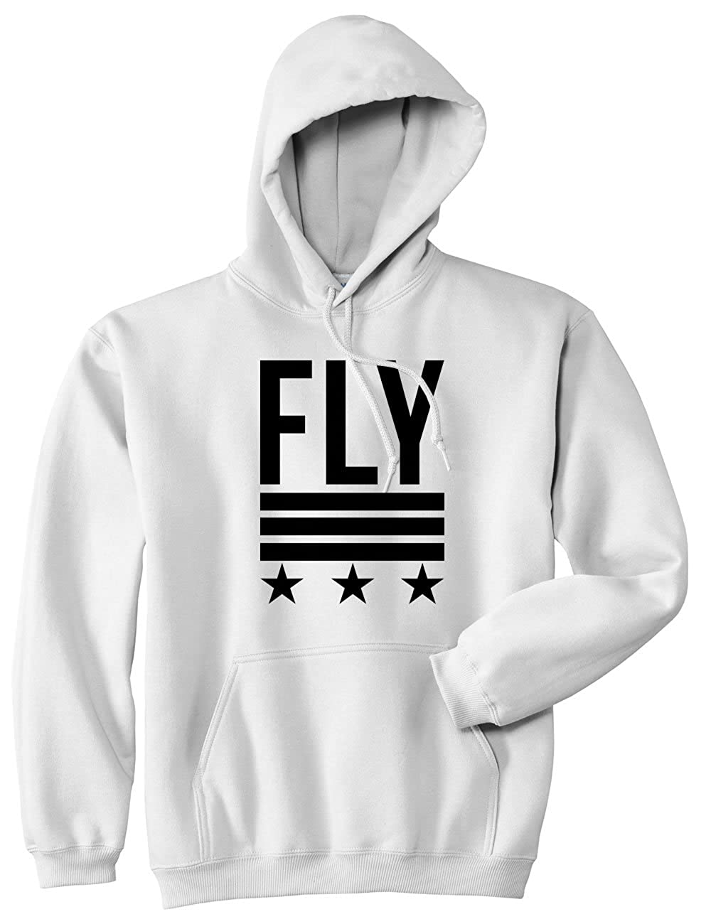 Kings Of NY Fly Stars Air Force USA America War Kids Boys Pullover Hoody Sweatshirt