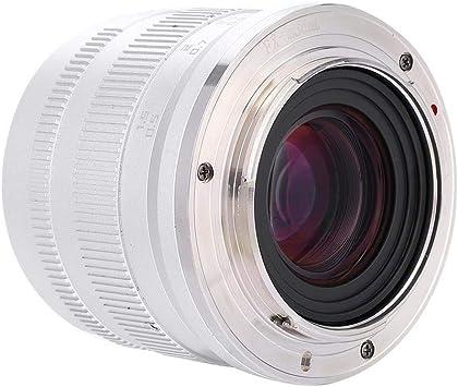 Vbestlife Lente de la cámara con Enfoque Manual APS-C 50 mm f1.4 ...